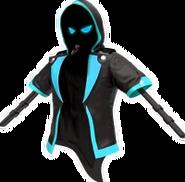 KRGh-Dark Necrom Blue Ghost