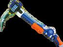 KRGh-Gan Gun Hand Sickle Mode