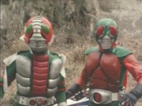 Danger, Skyrider! Here Comes Shirō Kazami!!