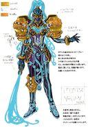 Aquarius Zodiarts concept art