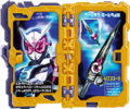 KRSa-Zi-O Kourinreki Wonder Ride Book (Transformation Page)