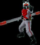 Kamen Rider X in City Wars
