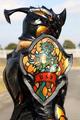 Beetle Basshaa shield