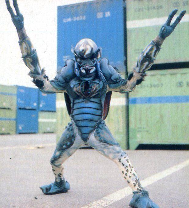 Scarab Beetle Mutant
