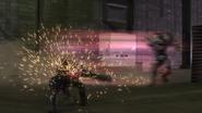 Hissatsu Time Burst (Punch) Step 2