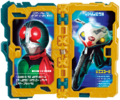 KRSa-Hajimari no Kamen Rider 1gou Wonder Ride Book (Transformation Page)