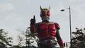 Kamen Rider Kuuga in Heisei Generations Forever