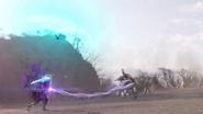 Crash Hissatsu Giri (Brave Dragon) Step 4