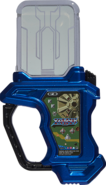 Clear Xevious Gashat