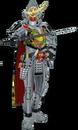 Kamen Rider Gaim Kiwami in City Wars