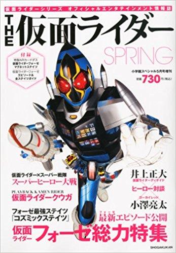 THE Kamen Rider