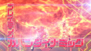Flaming Kaban Dynamic Step 3