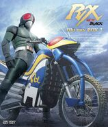 Black RX Volume 1