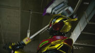Gold Drive with Shingou-Ax