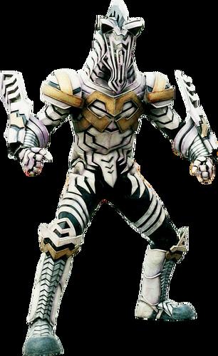 Zebraskull Iron