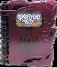 KRSa-Shirayuki Yeti Alter Ride Book