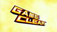 Ganbarizing Game Clear