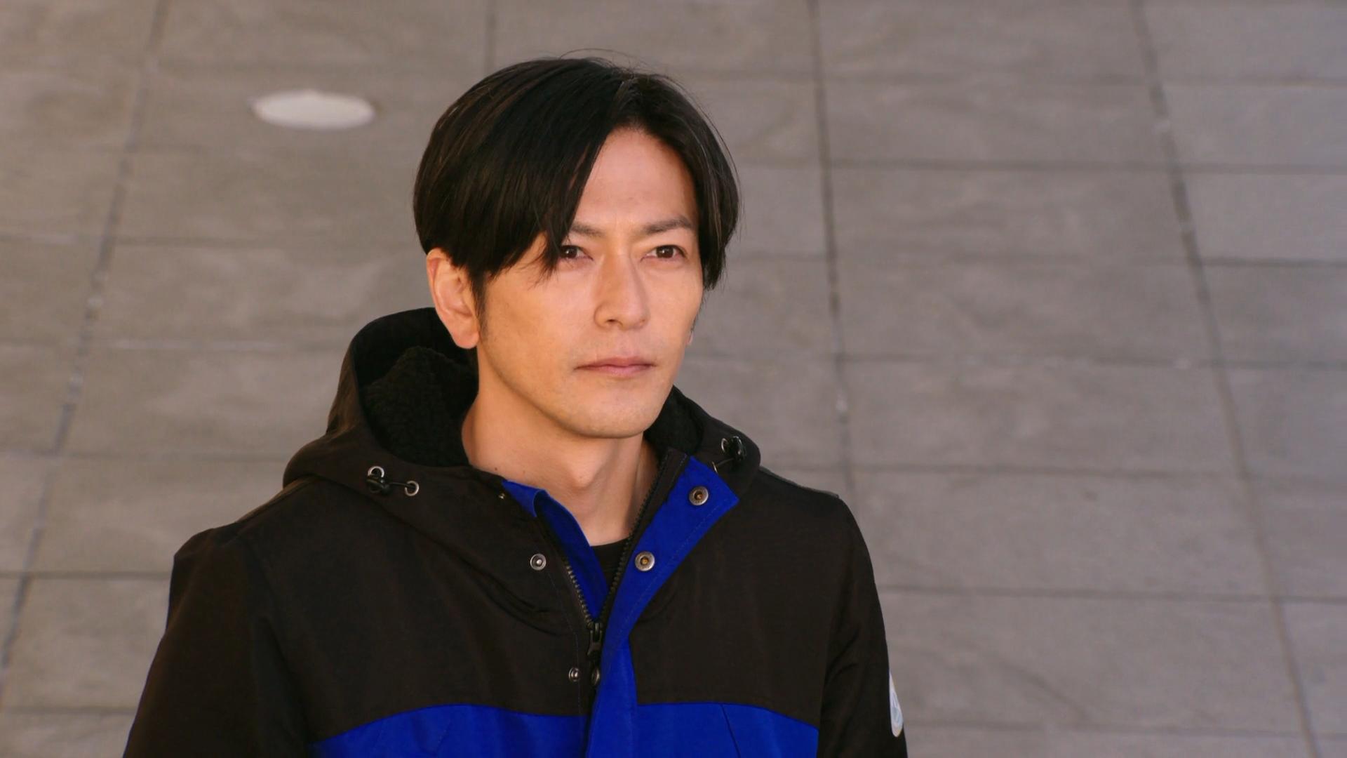 Shinji Kido/Zi-O