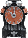 KRGh-Bat Clock Clock Mode
