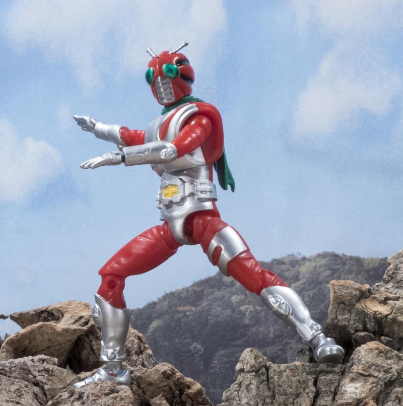 SHODO Kamen Rider VS