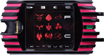 K-Touch (Card-in)
