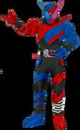 Kamen Rider Bulid in City Wars