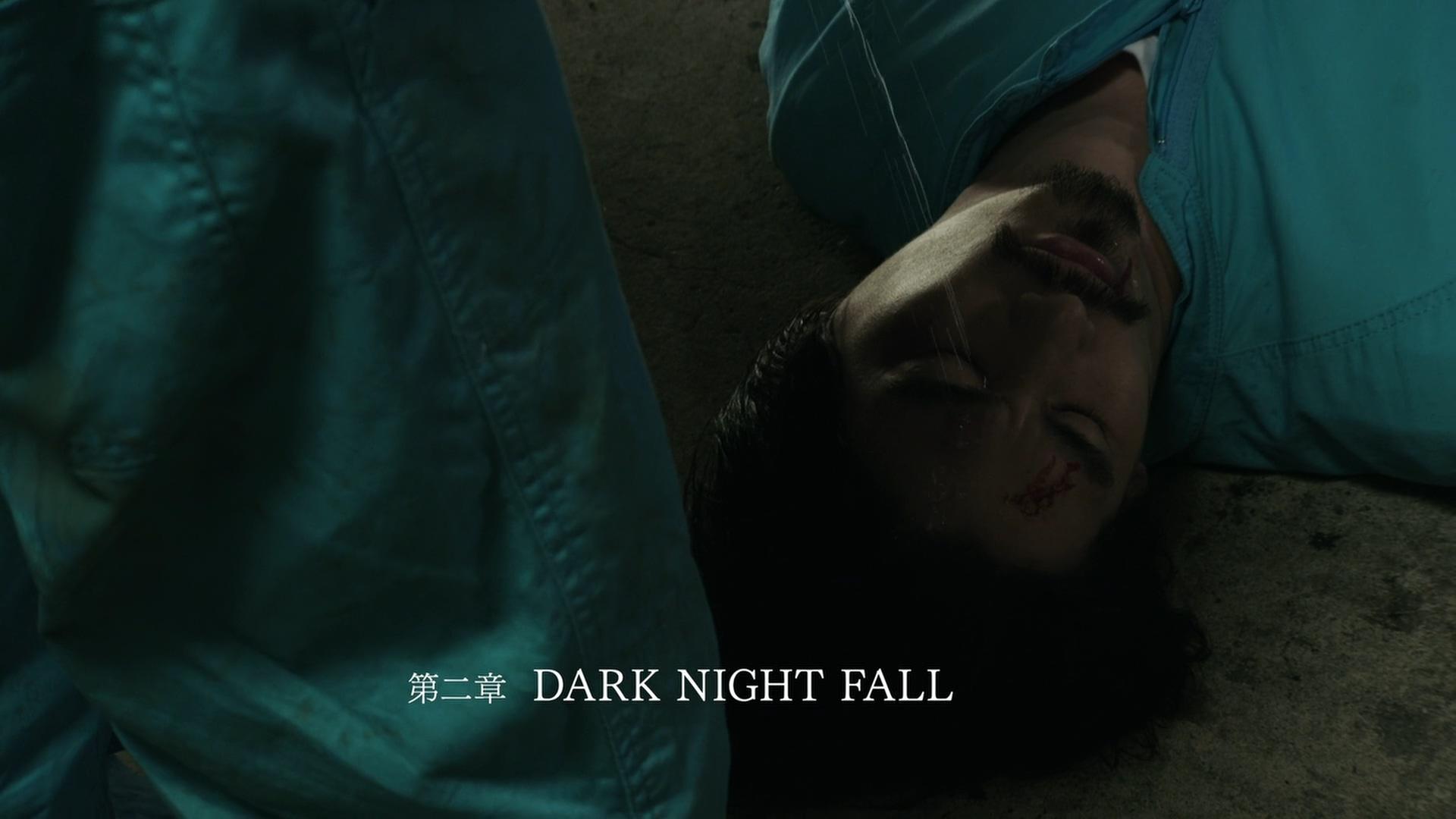 Second Chapter: DARK NIGHT FALL
