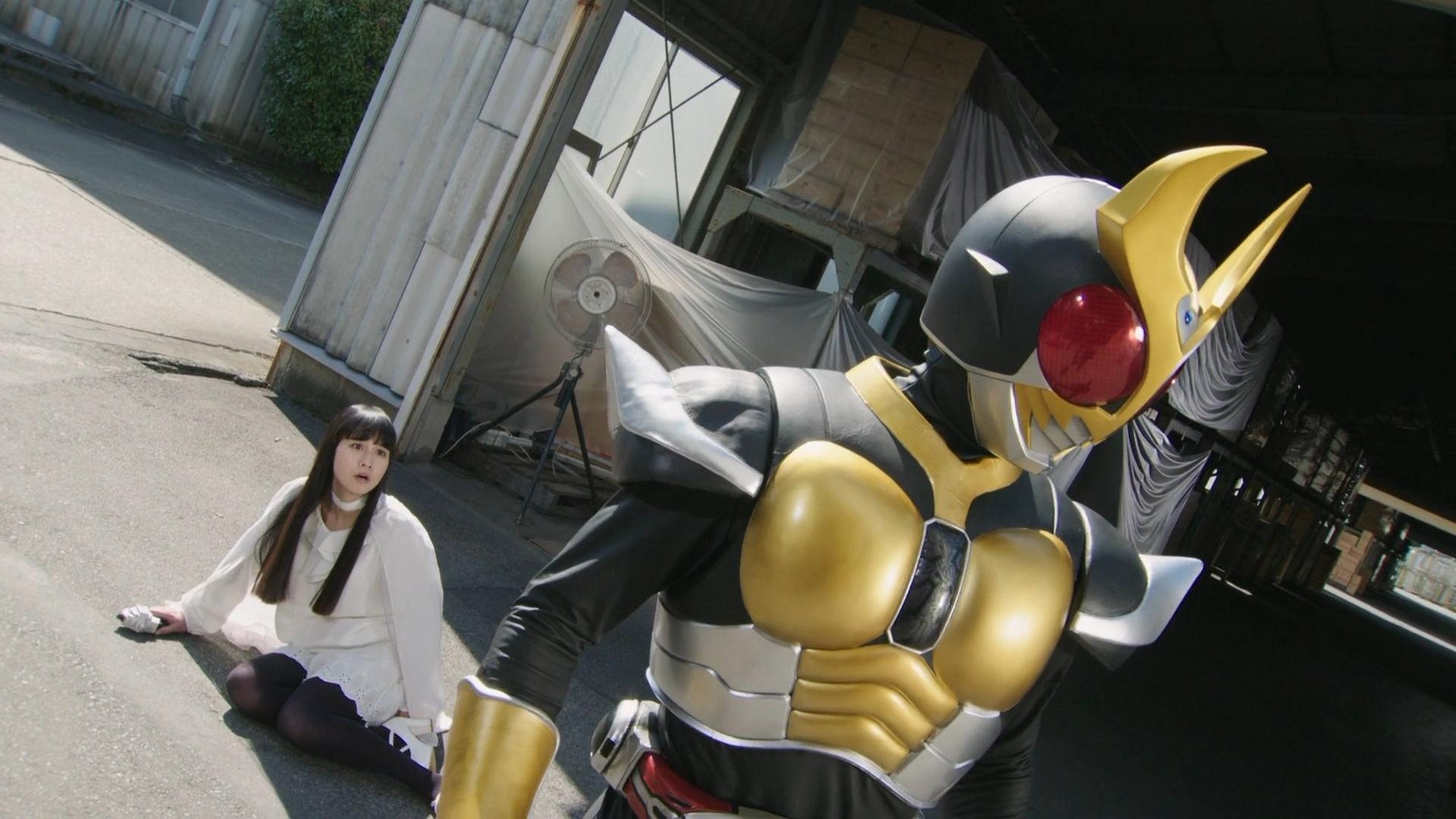 2001s Kamen Rider Agito