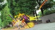 Bakusou Critical Finish (Blade)