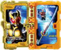 KRSa-Konjikiryuu no AgitΩ Wonder Ride Book (Transformation Page)