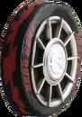 KRDr-Type Dead Heat Tire (Berserk State)