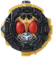 KRZiO-Kuuga Amazing Mighty Ridewatch