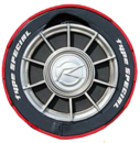 KRDr-Type Special Tire