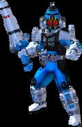 Kamen Rider Fourze Cosmic States in City Wars