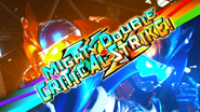 Mighty Double Critical Strike (Level XX) Ver 1 (Prelude)