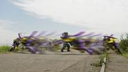 Clone Jutsu (Step 2 - Clone Movement)