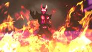 Kamen Rider Agito first appearance in Battride War Genesis