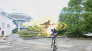 Ghost Ore Damashii summoned
