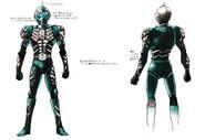 Gamma Superior concept art