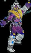 Kamen Rider Fourze Fusion States in City Wars