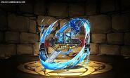Seiken Sword Driver-Suiseiken Nagare puzzles and dragons