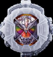 KRZiO-Gaim Kiwami Arms Ridewatch