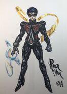 Riderman (Keita Amemiya) 1