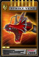 KRRy-Strike Vent Card (Ryuki)