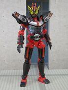 SODO Red Geiz Faiz Armor