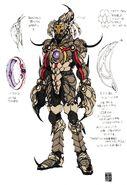 Scorpion Zodiarts concept art