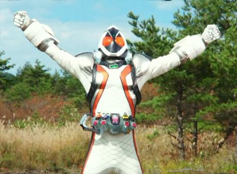 Kamen Rider Bujin Fourze