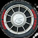 KRDr-Type Dead Heat Tire