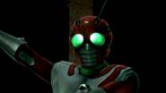 Kamen Rider ZX intro in Battride War Genesis