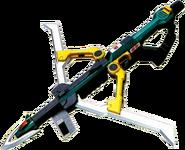 KRDO-ZeroGasher (Bowgun Mode)